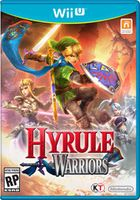 Hyrule Warriors (Nintendo Wii U)