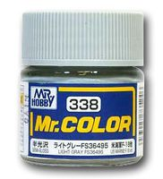 Краска Mr. Color (light gray, C338)