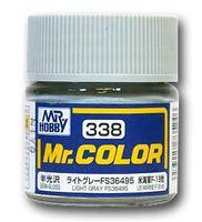 Краска Mr. Color (light gray, C338)