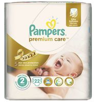 "Подгузники ""Pampers Premium Care Mini"" (3-6 кг, 22 шт)"
