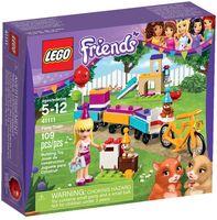 """LEGO Friends """"День рождения: велосипед"""""""