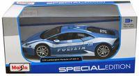 "Модель машины ""Lamborghini Huracan LP610-4 Police"" (масштаб: 1/24)"