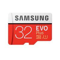 Карта памяти Samsung EVO plus microSDHC 32GB (MB-MC32GA/RU)