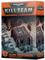 Warhammer 40.000. Kill Team. Killzone: Sector Fronteris (102-45-60)