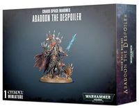 Warhammer 40.000. Chaos Space Marines. Abaddon the Despoiler (43-60)