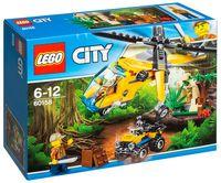 """LEGO City """"Грузовой вертолет исследователей джунглей"""""""