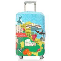"""Чехол для чемодана """"Italy"""" (средний)"""