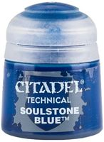 "Краска акриловая ""Citadel Technical"" (soulstone blue; 12 мл)"
