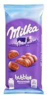 """Шоколад молочный """"Milka. Bubbles"""" (80 г)"""