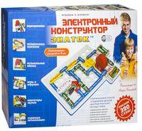 ЗНАТОК: Электронный конструктор (320 схем)