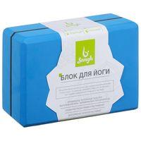 """Блок для йоги """"Sangh"""" (синий; арт. 3551191)"""
