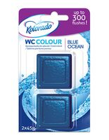 "Таблетка для бачка ""Kolorado WC Colour"" (голубая; 2 шт.)"