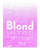 """Пудра для волос """"Обесцвечивающая. Estel Ultra Blond"""" (30 г)"""