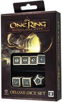 """Набор кубиков """"The One Ring RPG Deluxe"""" (7 шт.; бежевый)"""
