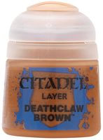 "Краска акриловая ""Citadel Layer"" (deathclaw brown; 12 мл)"