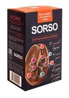 """Кофе зерновой """"Sorso. Фирменный эспрессо-бленд 90/10"""" (250 г)"""