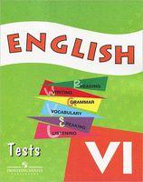 English 6. Tests