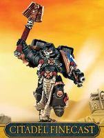"Миниатюра ""Warhammer 40.000. Finecast: Space Marine Chaplain with Jump Pack"" (48-63)"