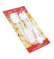 Набор кухонных инструментов пластмассовых (11 предметов)