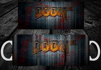 """Кружка """"Doom"""" (art. 9)"""