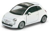 """Модель машины """"Fiat 500"""" (масштаб: 1/32)"""