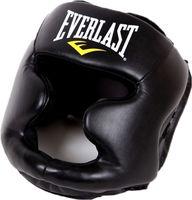 """Шлем закрытый """"Martial Arts full face"""" (L/XL; чёрный; арт. 7420LXLU)"""