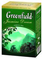 "Чай зеленый листовой ""Greenfield. Jasmine Dream"" (100 г)"