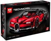 "Конструктор Technician ""Bugatti Chiron"""