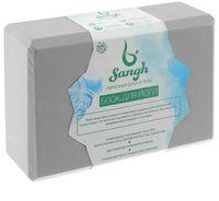 "Блок для йоги ""Sangh"" (серый; арт. 4465991)"
