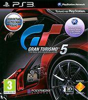 Gran Turismo 5 (с поддержкой 3D) (Platinum) (PS3)