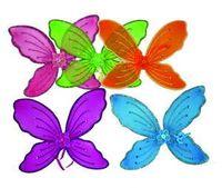 """Набор карнавальный """"Крылья бабочки с цветком"""""""