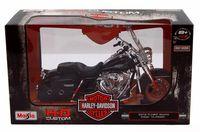 """Модель мотоцикла """"Harley-Davidson Sportster Iron 883"""" (масштаб: 1/12)"""