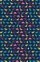 """Бумага упаковочная """"Dinosaurs"""" (400х570 мм)"""