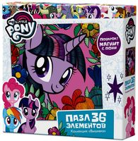 "Пазл ""My Little Pony. Сумеречная Искорка"" (36 элементов)"