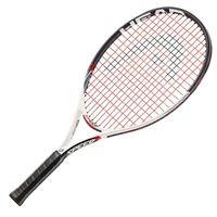 """Ракетка для большого тенниса """"Speed 23 Gr06"""" (чёрный/белый/красный)"""