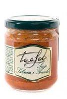 """Соус томатный """"Tealdi. С кусочками колбасок и вином """"Barolo"""" (180 г)"""