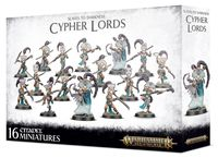 Warhammer Age of Sigmar. Slaves to Darkness. Cypher Lords (83-31s)