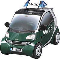 """Сборная модель из бумаги """"Smart ForTwo (полицейский)"""""""