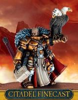 "Миниатюра ""Warhammer 40.000. Finecast: Grey Knights Inquisitor Coteaz"" (57-63)"