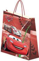 """Пакет бумажный подарочный """"Cars"""" (13,5х16х5 см; арт. CRS2M-12G-1316-BG)"""
