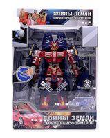 """Робот-трансформер """"Воин Земли"""" (со звуковыми и световыми эффектами; арт. 748849R-899-1)"""