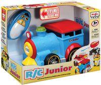"""Паровоз на радиоуправлении """"Junior"""" (со звуковыми и световыми эффектами)"""