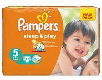 """Подгузники """"Pampers Sleep&Play Chamomile Junior"""" (11-18 кг, 42 шт, арт. 0001010719)"""