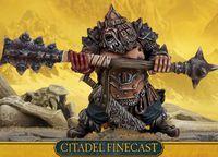 "Миниатюра ""Warhammer FB. Finecast: Ogre Kingdoms Tyrant"" (95-40)"
