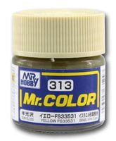 Краска Mr. Color (yellow, C313)
