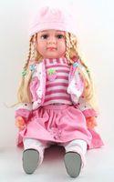 """Кукла """"Девочка в розовой шапочке"""""""
