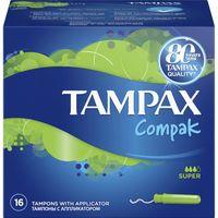 "Тампоны ""TAMPAX. Compak Super"" (16 шт.)"