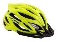 """Шлем велосипедный """"Qamax"""" (L; жёлтый; арт. Q090380L)"""