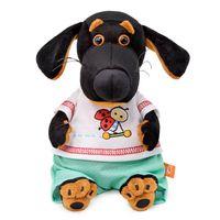 """Мягкая игрушка """"Ваксон Baby в футболке с божьей коровкой"""" (19 см)"""