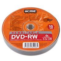 Диск DVD-RW 4.7Gb 2-4x Acme (10 шт.)